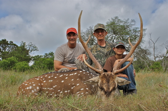 World Record Axis Deer Of All Time
