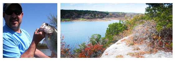 Fishing and hunting, what could be better? V-Bharre Ranch has your fishing covered.
